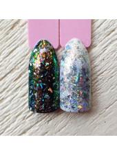 Хлопья для дизайна ногтей  Galaxy №2