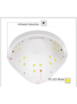 Лампа MDS-801 LED+UV 88 ватт