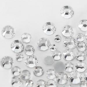 Стразы Crystal,стекло (Упаковка 1440 шт., размер ss4)