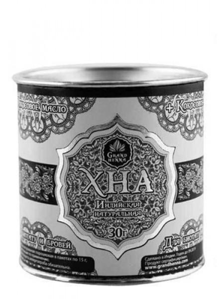 ХНА для Биотату и Бровей Grand Henna 30 грамм Черная