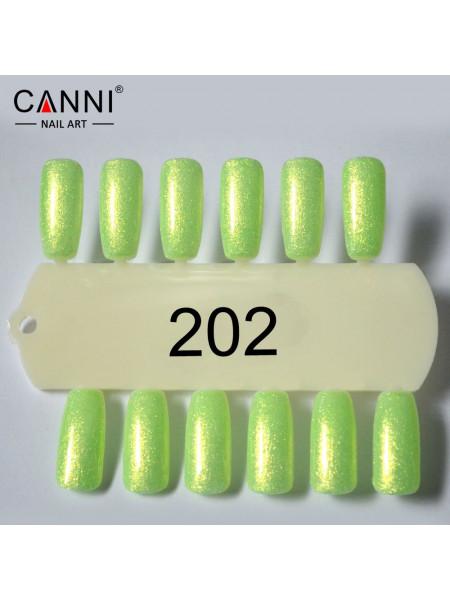 Гель-лак CANNI #202