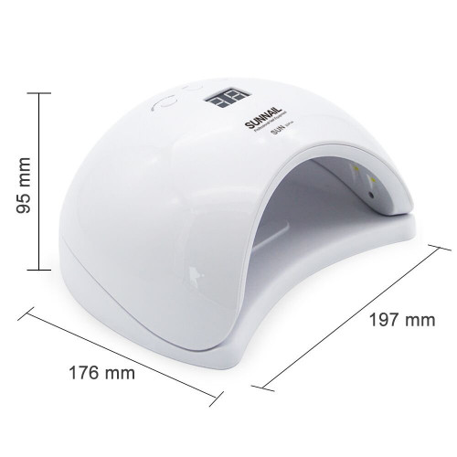 Лампа для сушки гель лака SunX1 Plus LED 48W (белая) в Москве