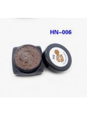 Гель-пластилин для дизайна ногтей (Коричневый) HN-6