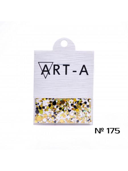 Камифубуки для дизайна ногтей №175
