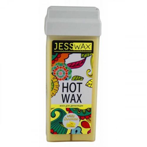 Воск для депиляции в картридже JessWax WHITE CHOCOLATE (100 мл) в Москве