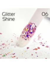 Глиттер для ногтей Shine Art-A 06 1гр