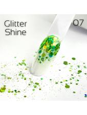 Глиттер для ногтей Shine Art-A 07 1гр
