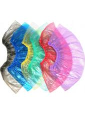 Бахилы цветные (100штук/50 пар) в ассортименте